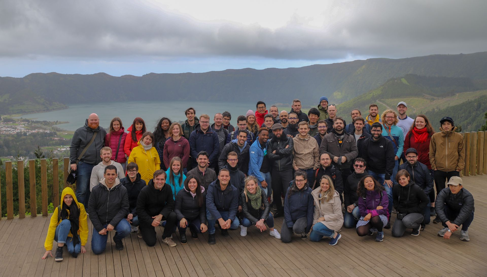 Doist in the Azores, Portugal (2019)