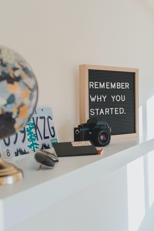 Being Motivated to Work (Credit: Unsplash)